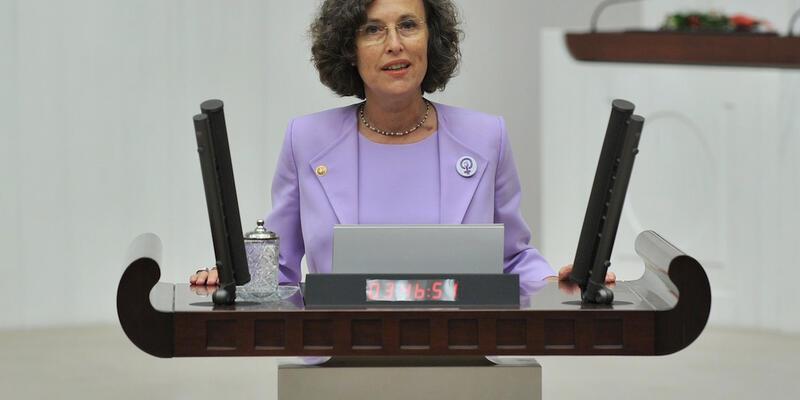 HDP'li Filiz Kerestecioğlu: 'Anayasa değişikliği teklifine hayır diyeceğiz'