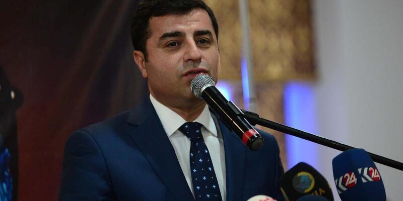 Demirtaş'tan 'Can Dündar ve Erdem Gül' ifadesi