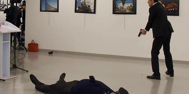 Rus Büyükelçi suikastıyla ilgili gözaltındakilerin sorgusu sürüyor