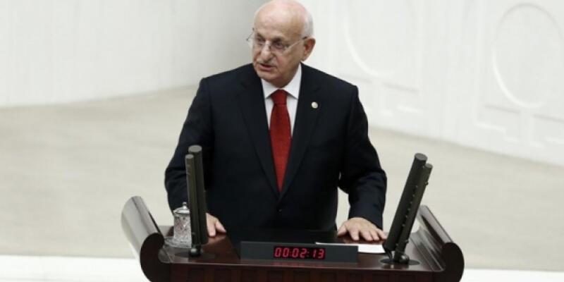 Meclis Başkanı Kahraman'ın tedavisi evinde sürecek