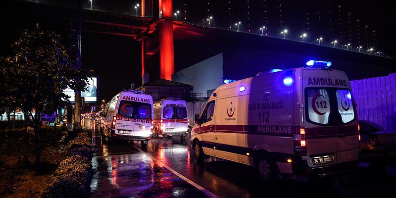Son dakika.. Ortaköy'de ünlü gece kulübüne silahlı saldırı