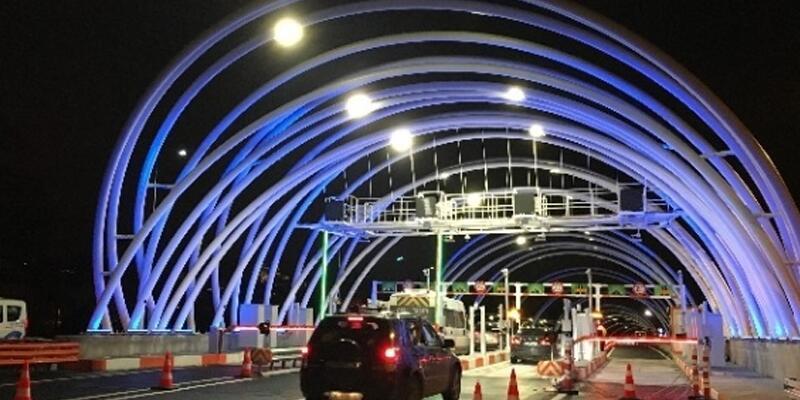 Avrasya Tüneli'nde yeni ücretler