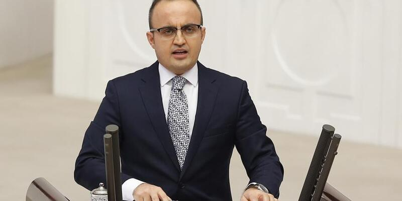 "AK Partili Bülent Turan'dan ""makam"" çıkışı"