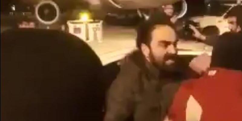 Barbaros Şansal'a saldıranların savunması: Milli duygularımıza hakim olamadık