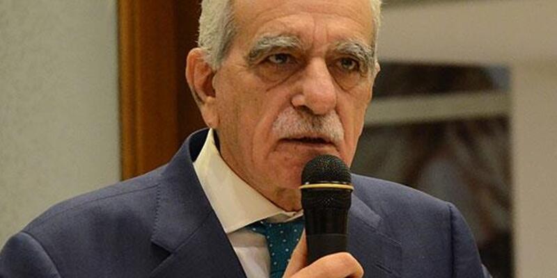 Ahmet Türk Elazığ Cezaevi'ne nakledidi