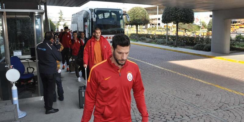 Galatasaray'ın kamp kadrosu