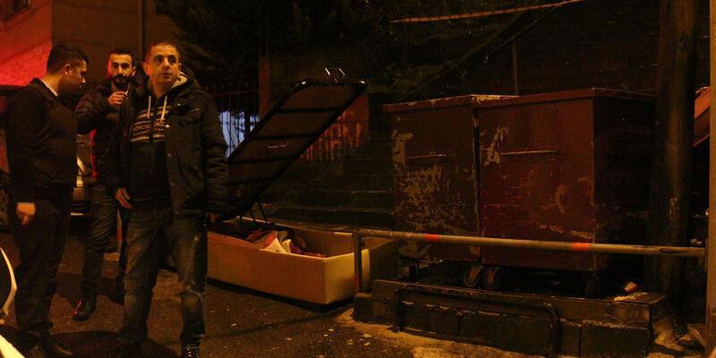 İstanbul'un göbeğinde bazanın içinde ceset bulundu