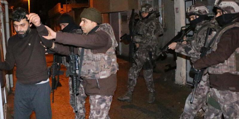 Adıyaman'da DEAŞ operasyonu: 6 gözaltı