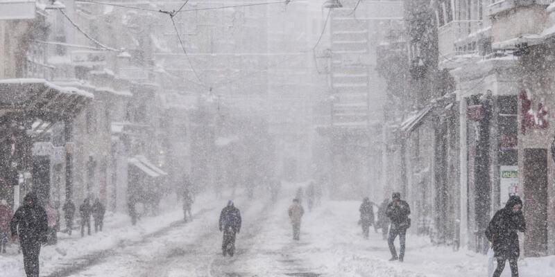 İBB'den kar önlemleri için açıklama