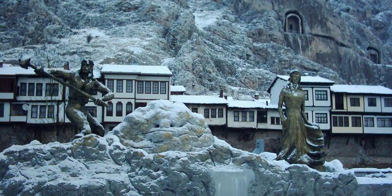 10 Ocak Amasya'da okullar tatil mi? Amasya hava durumu nasıl olacak?