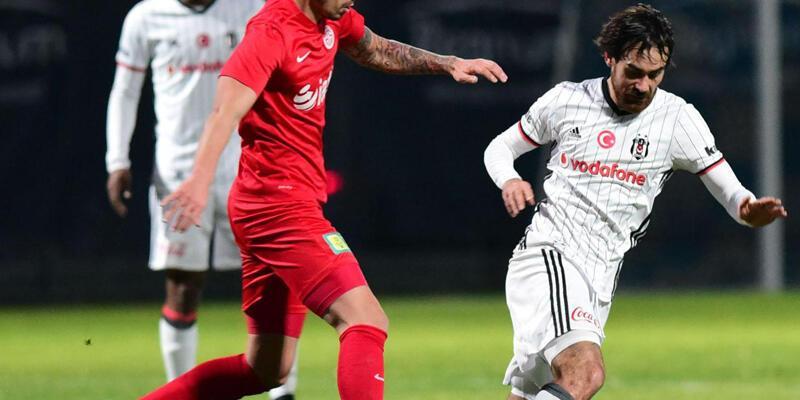Antalya Beşiktaş'ı üzdü
