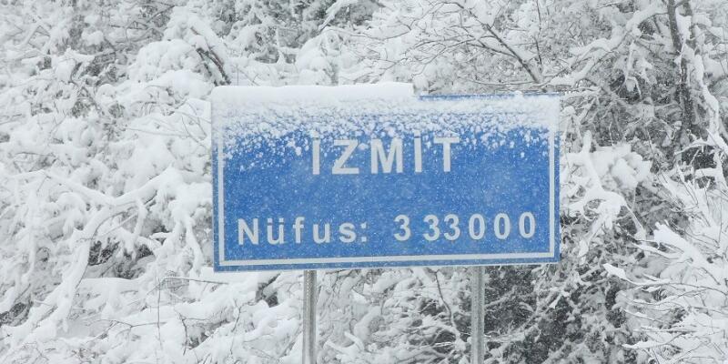Kocaeli'de okullar tatil mi? Kar tatili açıklaması bekleniyordu