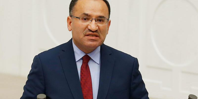 Adalet Bakanı Bozdağ'dan DİTİB imamları tepkisi