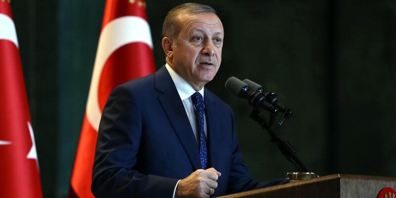 Erdoğan'a hakaret iddiasına 3 tutuklama