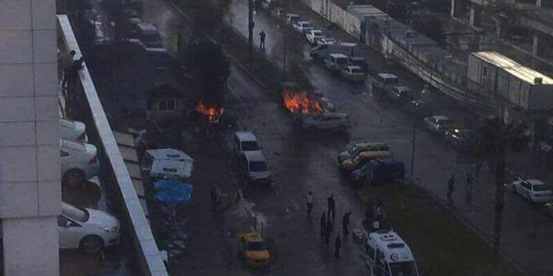 İzmir Adliyesi'ne terör saldırısında 5 gözaltı daha