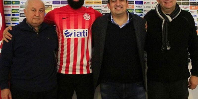 Sandro Antalyaspor'da
