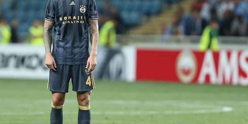 Fenerbahçe'den Simon Kjaer açıklaması