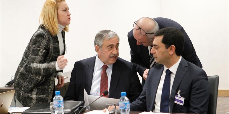 KKTC Cumhurbaşkanlığı Sözcüsü: Kıbrıs haritaları şuan tamamen BM'nin tasarrufundadır
