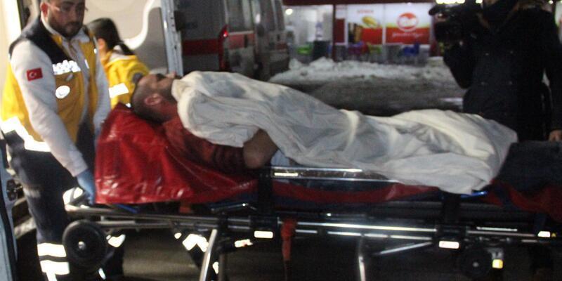 Tuvalet sırası yüzünden kavga çıktı: 2 kişi yaralı