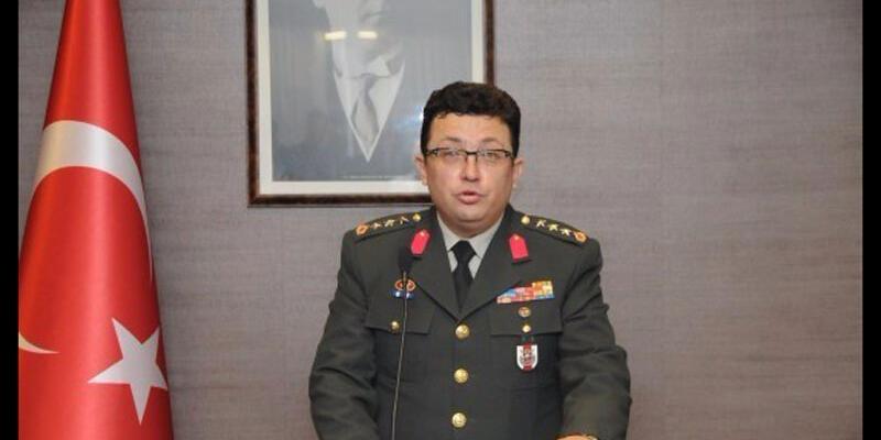 Gemlik Garnizon Komutanı açığa alındı