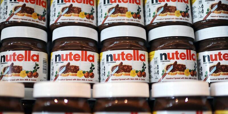 Nutella raflardan indiriliyor mu?