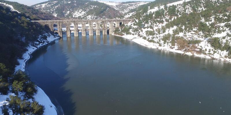 Karlar eriyor, barajlar doluyor