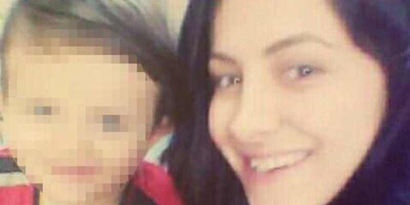 Genç kadın 4 yaşındaki oğlunun gözü önünde can verdi
