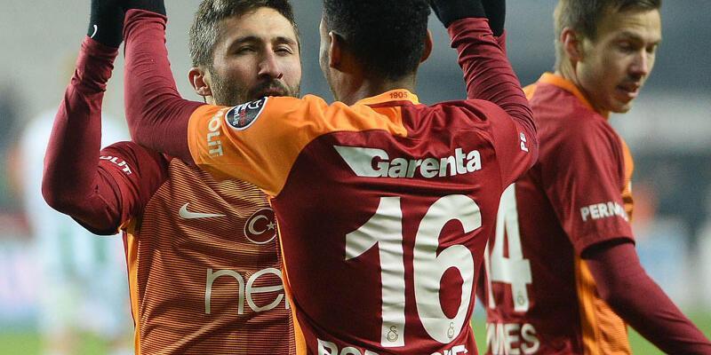 Sabri Sarıoğlu 5 yıl sonra gol attı