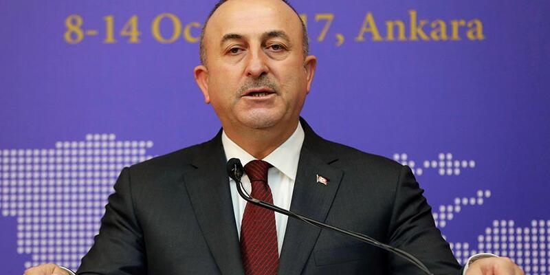 Çavuşoğlu'ndan Avrupa'ya vize resti