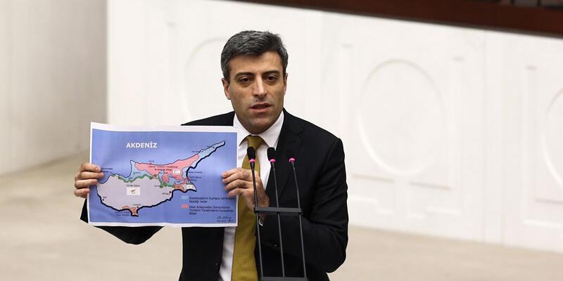 Meclis'te Kıbrıs gerilimi