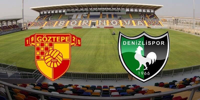 Göztepe Denizlispor canlı yayınla TRT Spor'dan izlenebilecek