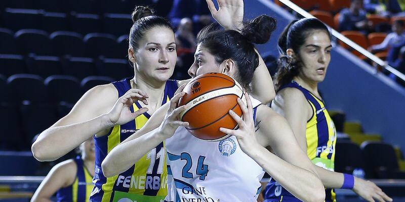 Fenerbahçe devreyi lider kapattı