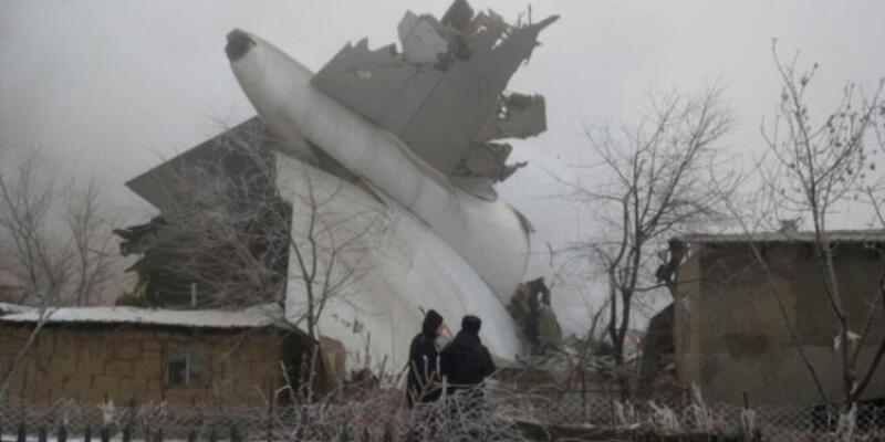 Düşen Türk kargo uçağının kara kutusunu Ruslar inceleyecek