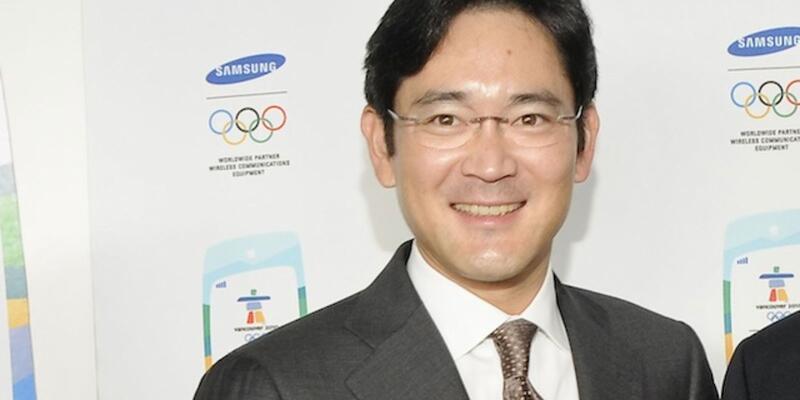 Samsung'un müstakbel başkanı için tutuklama kararı çıkartıldı