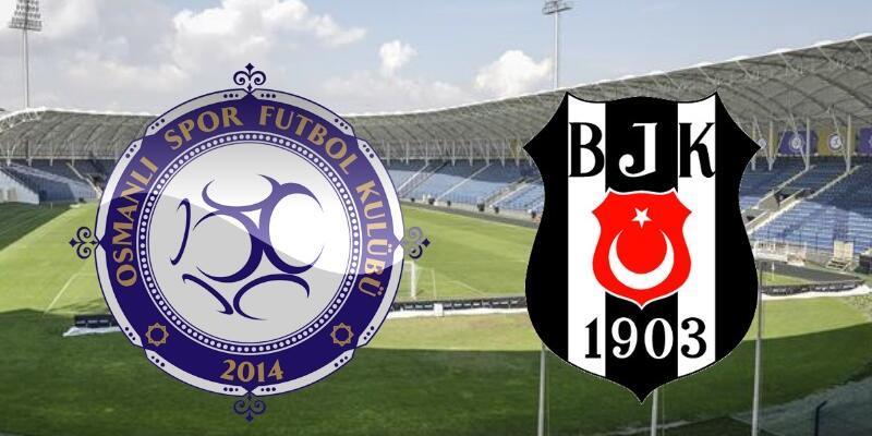 Osmanlıspor Beşiktaş maçı ne zaman,saat kaçta, hangi kanalda?