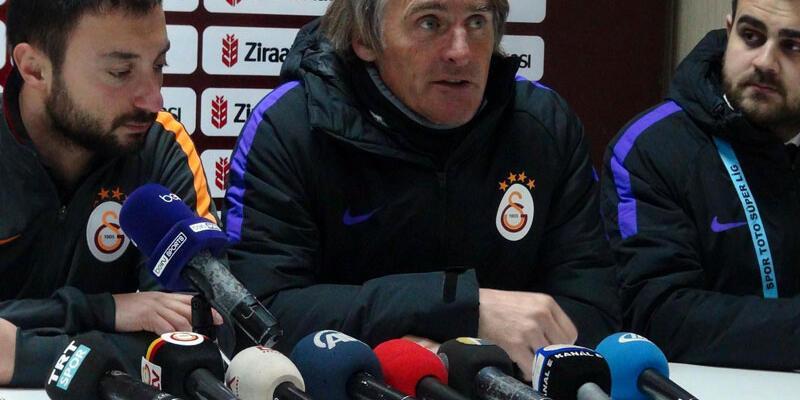 Riekerink'ten Ahmet Çalık yorumu