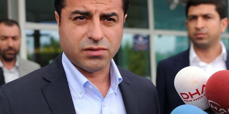 Demirtaş cezaevinden 30 saat ifade verdi
