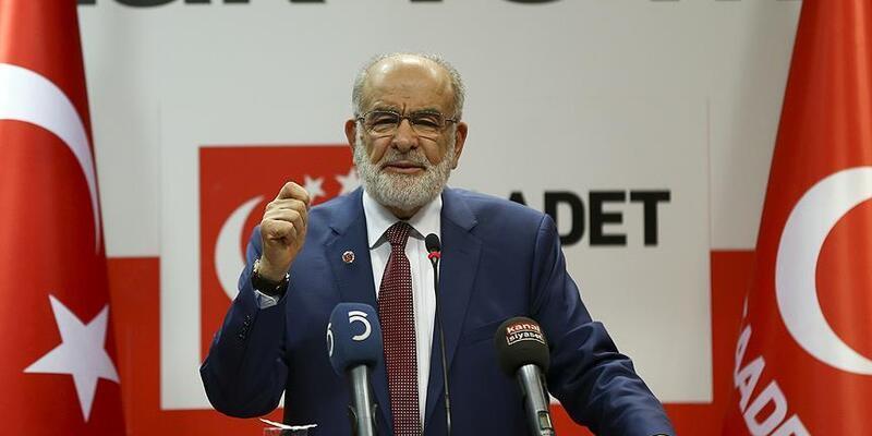 Saadet Partisi'nden anayasa değişikliği çıkışı: Hayır deriz