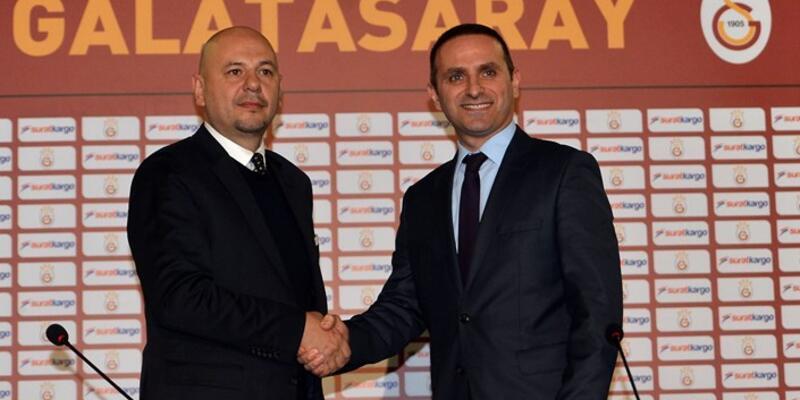 Galatasaray yeni sponsora imza attırdı