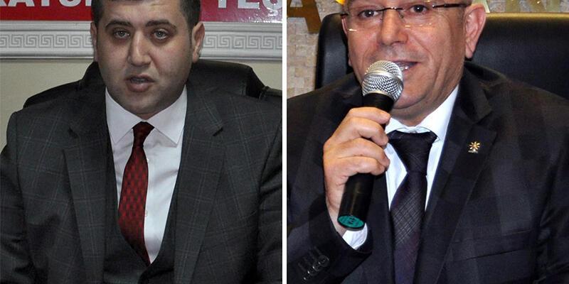 MHP'li başkan AK Partili başkana hakaretten ceza aldı