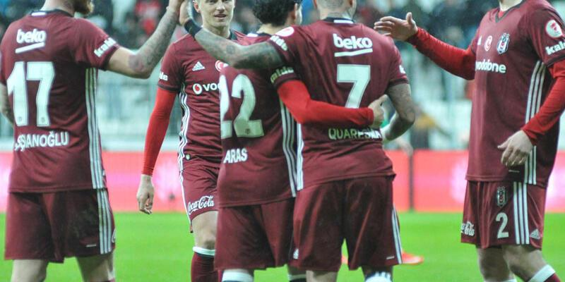 Beşiktaş'ın rakibi Fenerbahçe oldu