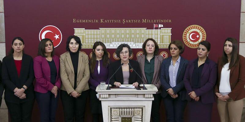HDP'li Filiz Kerestecioğlu: Pervin Buldan'ın göğsüne tekme attı
