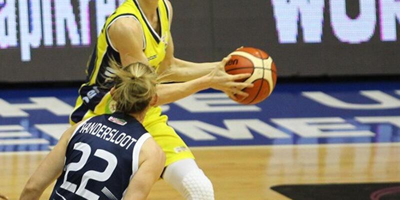 Fenerbahçe 12 sayı farkla kazandı