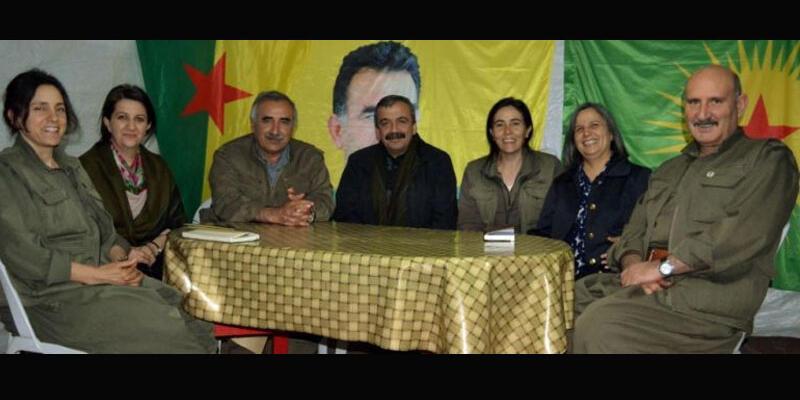Sırrı Süreyya Önder Kandil fotoğraflarını böyle savundu