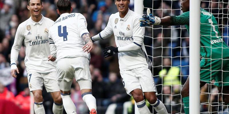Real Madrid'in başı sakatlıklarla dertte