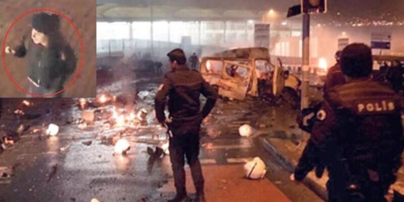 Polis, Beşiktaş'ta 39 kişinin öldüğü saldırıdaki gizemli kadının peşinde