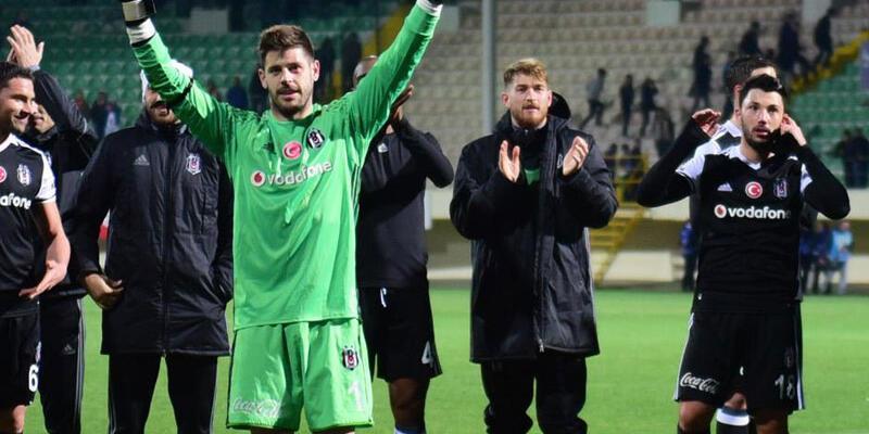 Beşiktaş 149 gün sonra zirvede