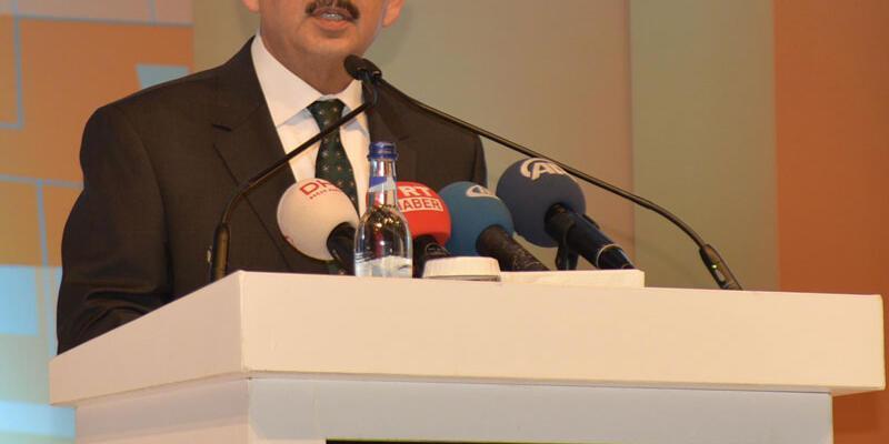 Bakan Özhaseki: 'Bu ülkenin altı da oynak üstü de oynak'