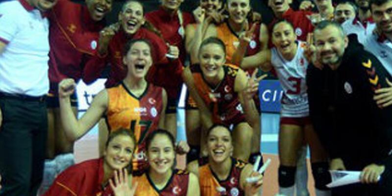 Galatasaray kazandı ve 8'li finale yükseldi