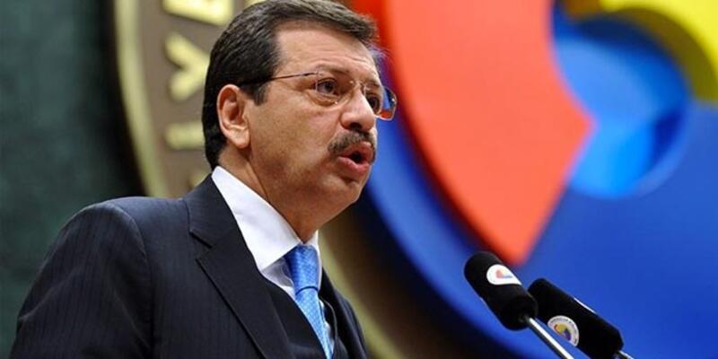 Hisarcıklıoğlu yeniden ICCIA Başkan Vekilli